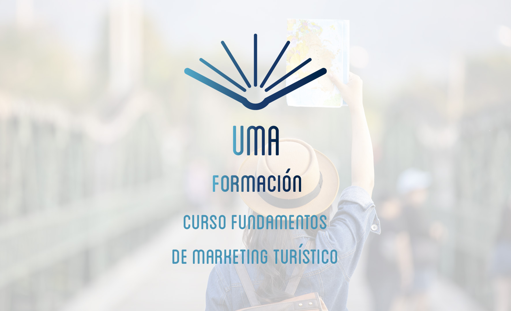 Curso Fundamentos de marketing turístico | UMA formación, elearning, patrimonio cultural