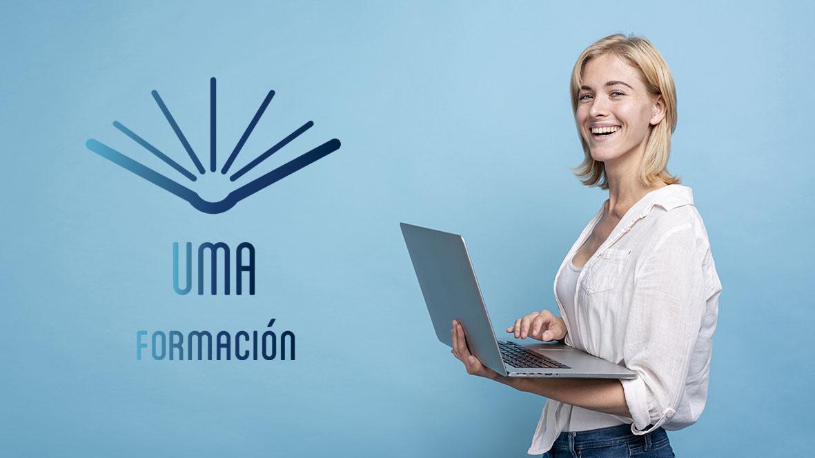 Teleformación , UMA formación , Cursos y tutoriales gratis
